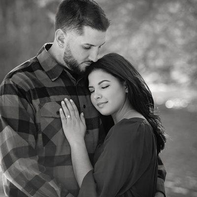 Winter Engagement Session – Lindsay + Nick