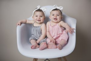 twin baby photography RI