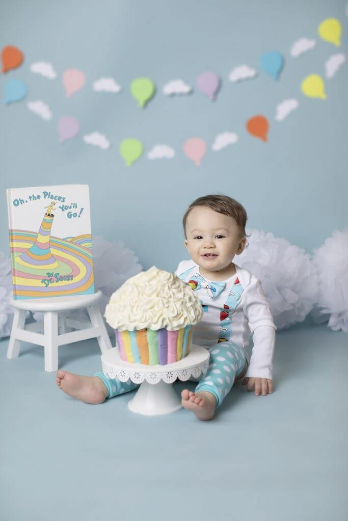 Cake Smash Preparation Guide baby photography in RI and MA