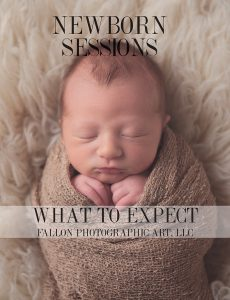 newborn session preparation
