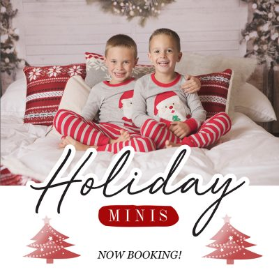 2018 Holiday Mini Sessions – Fallon Photographic Art LLC