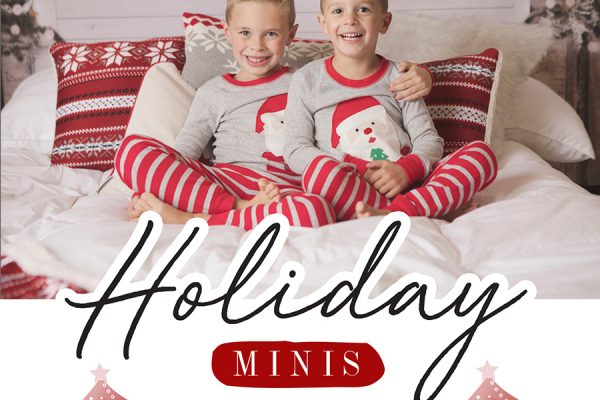 2018 Holiday Mini Sessions