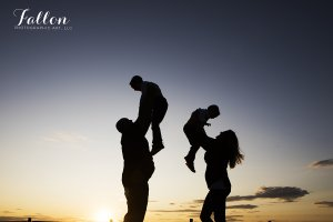 Family Silhouette