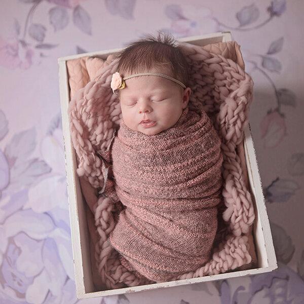 newborn floral